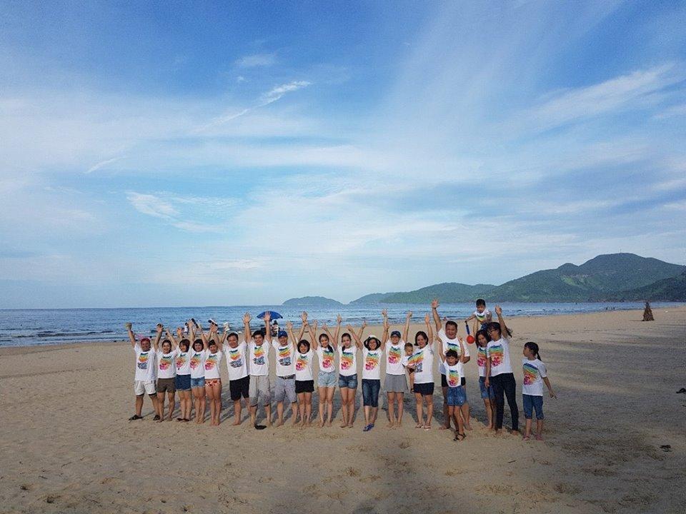 Company Trip @Lang Co – Da Nang – Hoi An 2017