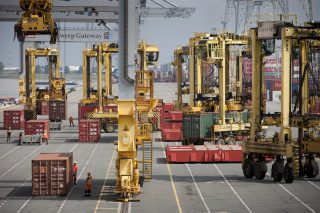 CEO: Port of Antwerp Needs to Bolster Container Capacity